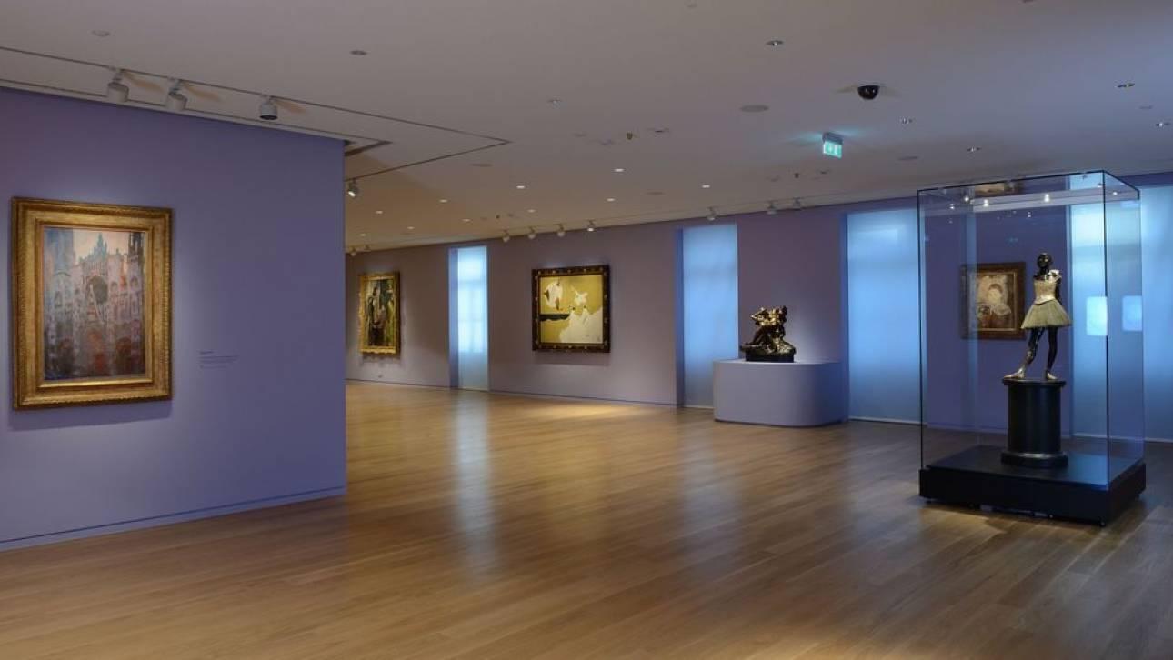 To νέο Mουσείο του Ιδρύματος Βασίλη και Ελίζας Γουλανδρή βρίσκεται στην καρδιά της Αθήνας