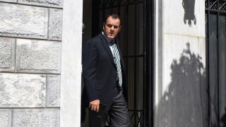 Παναγιωτόπουλος: Εξετάζουμε τις μεταναστευτικές ροές και υπό το πρίσμα της ασφάλειας της χώρας