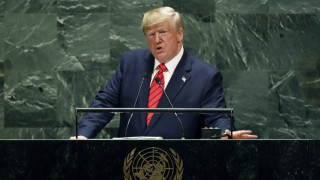 ΟΗΕ: Σε ενίσχυση των κυρώσεων κατά του Ιράν καλεί τα έθνη ο Τραμπ