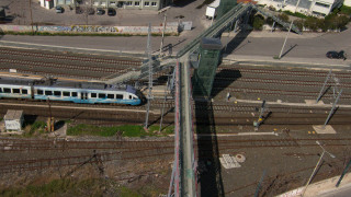 Κανονικά θα εκτελούνται τα δρομολόγια στα τρένα και στον προαστιακό την Πέμπτη