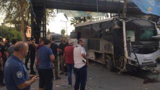 Τουρκία: Βομβιστική επίθεση κατά λεωφορείου με αστυνομικούς