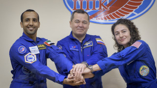 Ιστορική μέρα για τα ΗΑΕ: Στέλνουν τον πρώτο τους αστροναύτη στον Διεθνή Διαστημικό Σταθμό