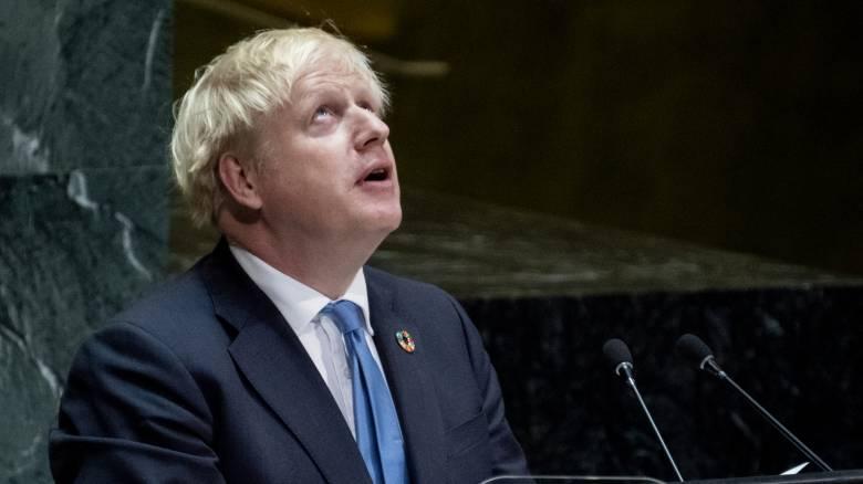 Τζόνσον: Το Brexit κινδυνεύει να εξελιχθεί σε «μαρτύριο του Προμηθέα»