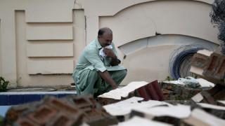 Σεισμός Πακιστάν: Αυξήθηκε ο αριθμός νεκρών και τραυματιών - Σε εξέλιξη επιχειρήσεις διάσωσης