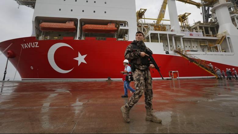 Cumhuriyet: Αποσύρονται προσωρινά τα γεωτρύπανα της Τουρκίας από την ανατολική Μεσόγειο