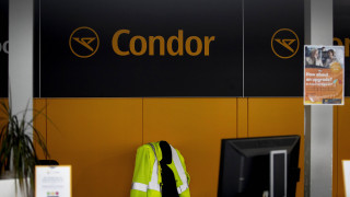 Η Γερμανία διασώζει την αεροπορική Condor, θυγατρική της Thomas Cook
