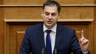 Απάντηση Θεοχάρη στις δηλώσεις Νοτοπούλου