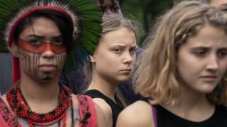 Γκρέτα Τούνμπεργκ: Η 16χρονη που κάποιοι έχουν ως ίνδαλμα και άλλοι χλευάζουν και περιφρονούν
