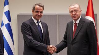 Στόχοι και προσδοκίες της πρώτης συνάντησης Μητσοτάκη - Ερντογάν