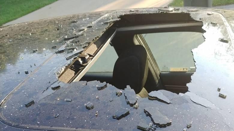 Άφησε σαμπουάν μέσα στο αυτοκίνητό της και... εξερράγη