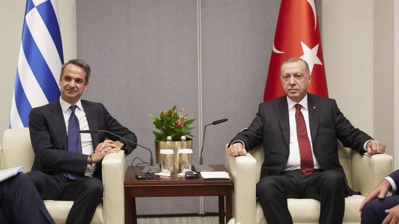 Τι συζήτησαν Μητσοτάκης και Ερντογάν στη Νέα Υόρκη – Τα μηνύματα του πρωθυπουργού