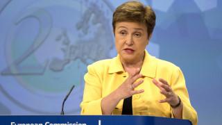 Η Κρισταλίνα Γκεοργκίεβα αναλαμβάνει και επίσημα το «τιμόνι» του ΔΝΤ