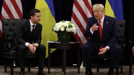 ΗΠΑ: Πραγματοποιήθηκε η συνάντηση Τραμπ - Ζελένσκι στη Νέα Υόρκη