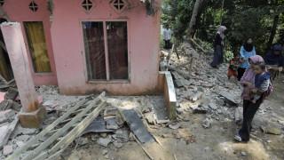 Σεισμός Ινδονησία: Ένας νεκρός, ένας αγνοούμενος και υλικές ζημιές