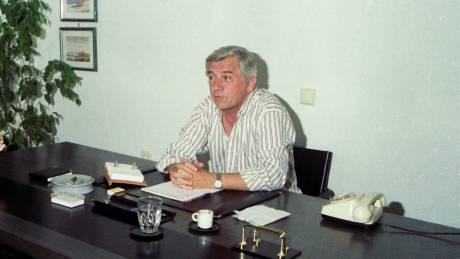 30 χρόνια από τη δολοφονία του Παύλου Μπακογιάννη