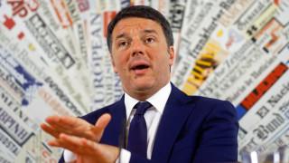 «Italia Viva»: Ποιος χάνει, ποιος κερδίζει από το νέο κόμμα του Ρέντσι