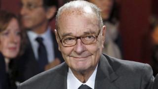Πέθανε ο Γάλλος πρώην πρόεδρος, Ζακ Σιράκ