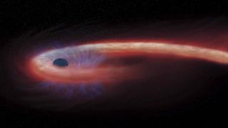 Για πρώτη φορά ανακαλύφθηκε τριάδα από μαύρες τρύπες σε πορεία σύγκρουσης