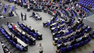 Η Bundestag ψηφίζει για την έναρξη ενταξιακών διαπραγματεύσεων της Β. Μακεδονίας και της Αλβανίας