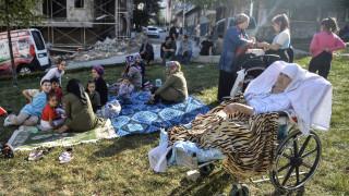 Σεισμός Τουρκία: Οκτώ τραυματίες από την ισχυρή δόνηση