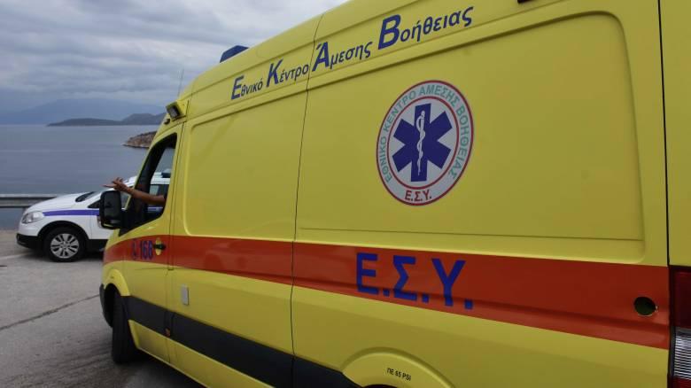 Χίος: Σοβαρά τραυματισμένος 23χρονος - Οδηγούσε ηλεκτρικό πατίνι και τον χτύπησε ΙΧ