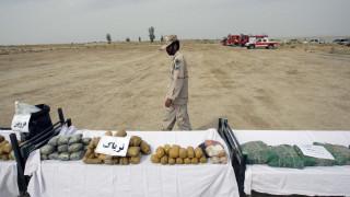 Ιράν: Κατασχέθηκαν 9 τόνοι ναρκωτικών που είχαν προορισμό την Ευρώπη