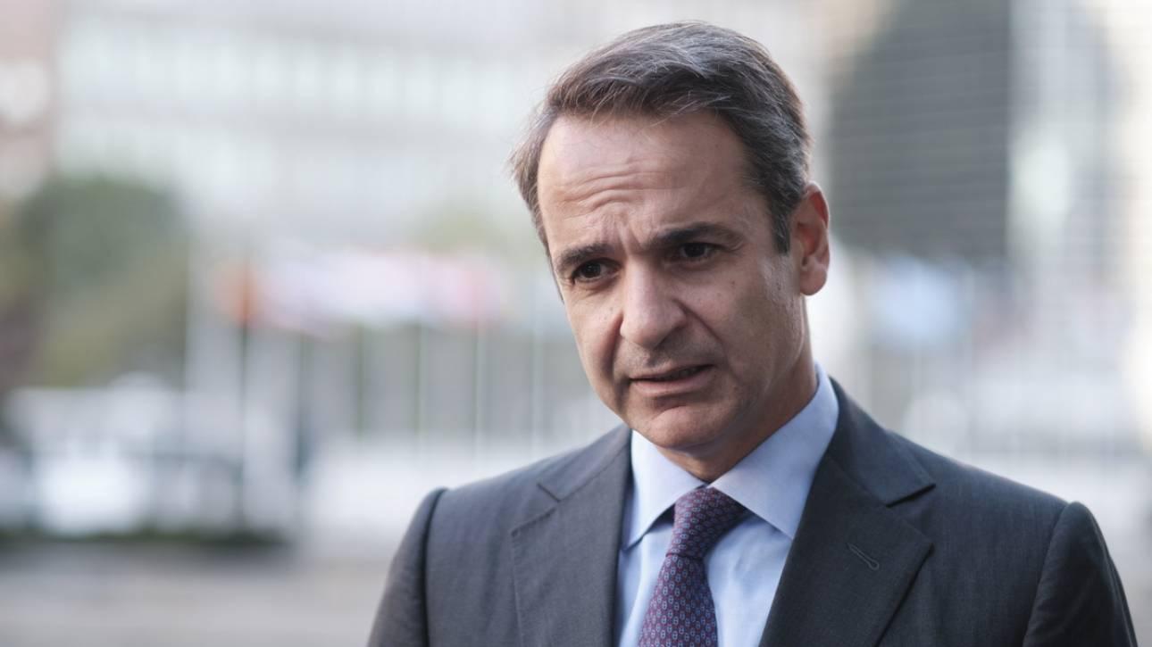 Μητσοτάκης: Η πρόταση ΣΥΡΙΖΑ για την ψήφο των αποδήμων είναι προσβλητική