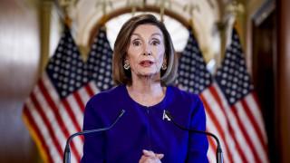 ΗΠΑ: Το παρασκήνιο της απόφασης που έλαβε η Πελόζι για την παραπομπή Τραμπ