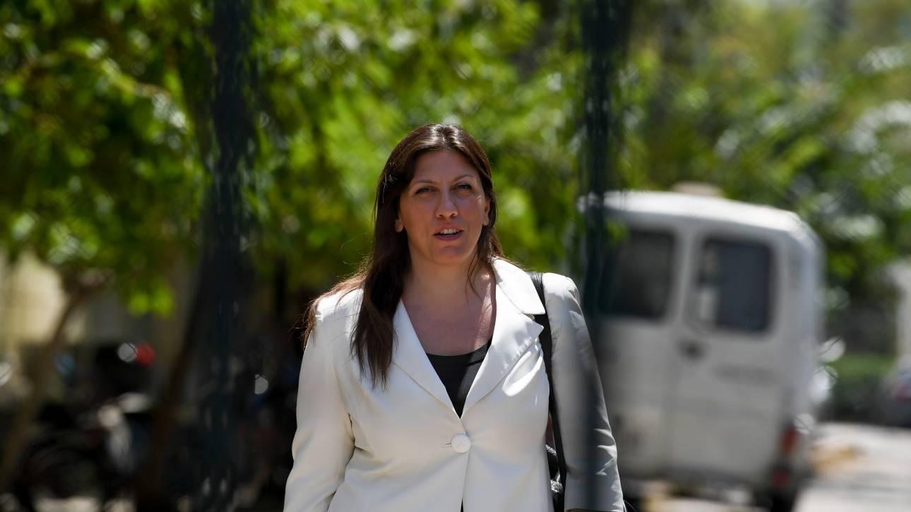 Κωνσταντοπούλου για Novartis: Με εντολές Τσίπρα και Παυλόπουλου δρούσε ο Παπαγγελόπουλος