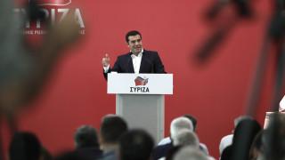 Τσίπρας στην Κ.Ε: Ο ΣΥΡΙΖΑ δεν είναι ιδιοκτησία κανενός