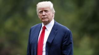 Τραμπ: Δεν πρόκειται να άρω τις κυρώσεις για να συναντηθώ με τον Ροχανί