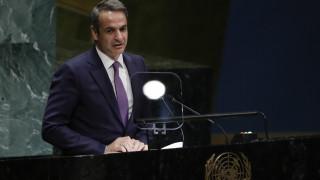 Μήνυμα Μητσοτάκη σε Άγκυρα: Η διπλωματία των κανονιοφόρων ανήκει στον 19ο αιώνα