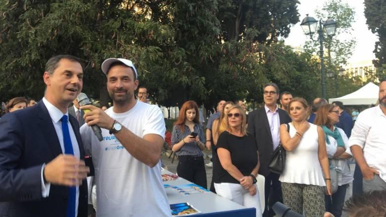 Παγκόσμια Ημέρα Τουρισμού: Εορταστική ατμόσφαιρα και πλήθος κόσμου στο περίπτερο του ΕΟΤ