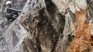 Ιωάννινα: 25χρονος γλίστρησε σε γκρεμό κατά τη διάρκεια ορειβασίας