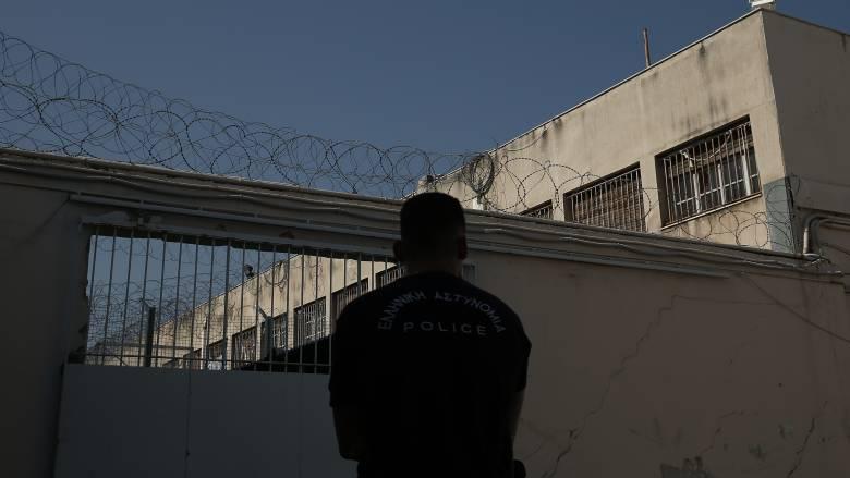 Αυτοκτόνησε κρατούμενος στις φυλακές Κορυδαλλού