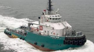 Χάθηκε ρυμουλκό στον Ατλαντικό λόγω κυκλώνα – Έρευνες για τον εντοπισμό του