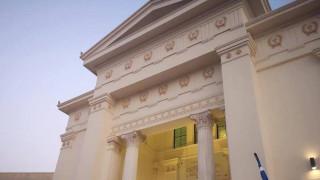 Ιστορική στιγμή: Θυρανοίξια του Ιερού Ναού των Αγίων Κωνσταντίνου και Ελένης στο Κάιρο