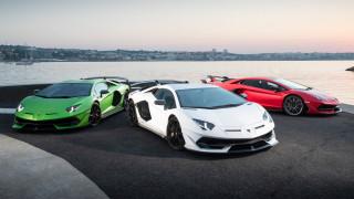 Αυτοκίνητο: Δείτε όλες τις Lamborghini Aventador σε ένα video