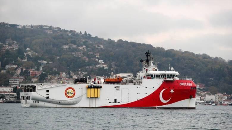Η Τουρκία «κυκλώνει» Αιγαίο και Ανατολική Μεσόγειο με πέντε νέες Navtex