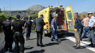 Καραμπόλα στην Εθνική Θεσσαλονίκης – Καβάλας: Ένας νεκρός και οκτώ τραυματίες
