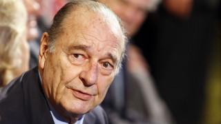 Ζακ Σιράκ: Λαϊκό προσκύνημα στο Παρίσι