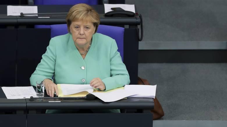 Γερμανία: Μειώθηκε το ποσοστό των Συντηρητικών της Μέρκελ