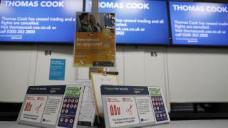 Thomas Cook: Η χρεοκοπία, τα «χρυσά» μπόνους και η μισή… συγγνώμη του επικεφαλής του κολοσσού