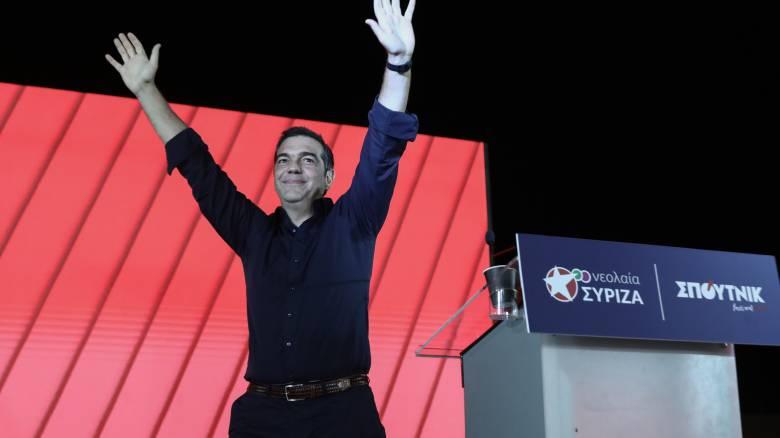 Τσίπρας σε νέους: Ο ΣΥΡΙΖΑ δεν είναι ο Πρόεδρος του, είστε εσείς
