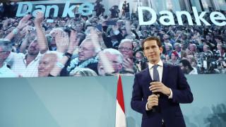 Ο Σεμπάστιαν Κουρτς νικητής των πρόωρων βουλευτικών εκλογών στην Αυστρία