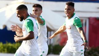 Πανιώνιος - Παναθηναϊκός 0-1: Σκόραρε ο Ζαχίντ και «έφυγε» με τη νίκη από τη Νέα Σμύρνη