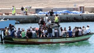 Περισσότεροι από 200 μετανάστες έφθασαν στην Ιταλία μέσα στο Σαββατοκύριακο