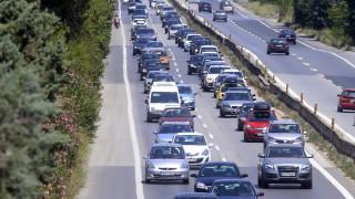 Κυκλοφοριακό χάος στην Αθηνών – Λαμίας