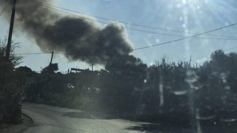 Μόρια: Ειδικό πραγματογνώμονα για τη διερεύνηση των συνθηκών της φωτιάς όρισαν οι Αρχές