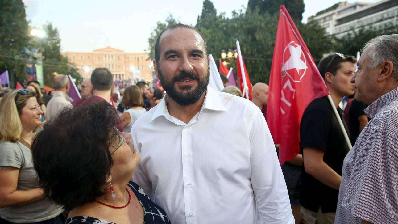 Τζανακόπουλος: Αφήσαμε τη Μόρια με 5.000 άτομα και τώρα έχει 12.000